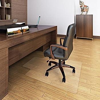 pvc home office chair. 2PCS Office Desk Chair Mat - 48\ Pvc Home
