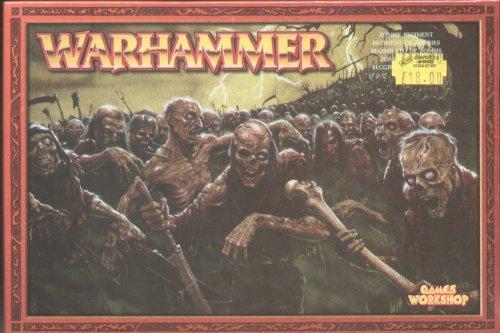 games workshop vampire counts zombie regement by Games Workshop