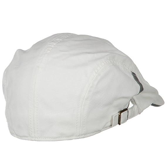 New Sandwich Bill Ivy Cap - White W11S58B  Amazon.in  Clothing   Accessories ad1f6b12c547