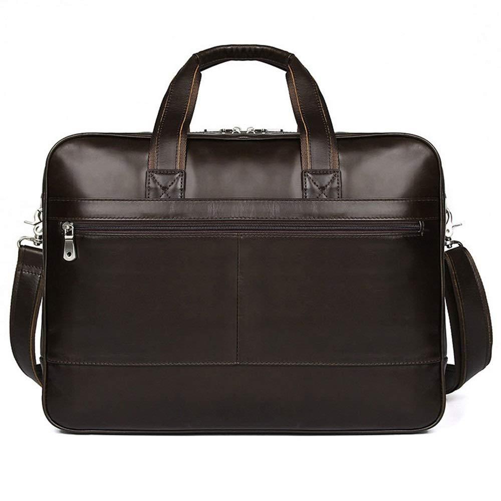 8f452d9ff8ff Amazon.com: Men's Briefcase Men's Business Briefcase Shoulder Bag ...