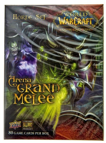 World Of Warcraft - Arena Grand Melee Deck (Warcraft Arena)