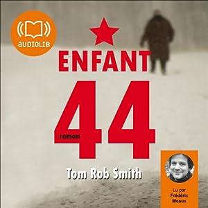 Enfant 44 Hörbuch