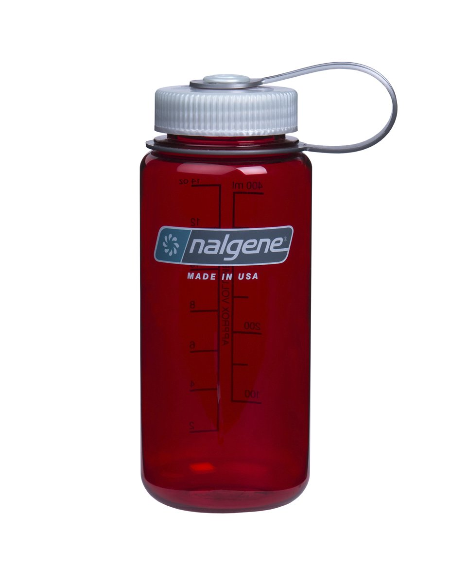 nalgene 16oz tritan wide mouth water bottle trout green health personal care. Black Bedroom Furniture Sets. Home Design Ideas