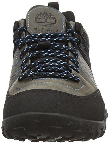 s.Oliver 13610 - Zapatos con Cordones de Material sintético Hombre, Color Marrón, Talla 44