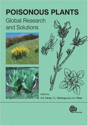 Poisonous Plants: Global Research and Solutions