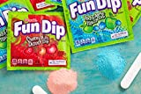 Fun Dip Assorted Pack 0.43 Ounce Packets Pack of 48