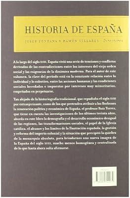 Reformismo e Ilustración: Historia de España Vol. 5: Amazon.es ...
