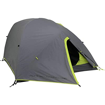 RT One Size Grey/Lime Green Greycliff 2 2-Person 3-Season Tent: Garden & Outdoor