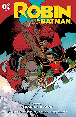 Robins and sons the best amazon price in savemoney robin son of batman vol 1 year of blood fandeluxe Image collections