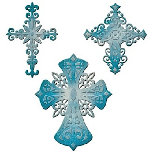 Shapeabilities Victorian Crosses, Large (Die Cut Cross)