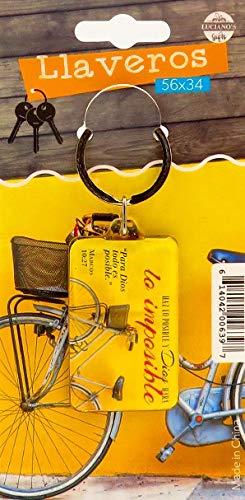 Amazon.com : Llavero Biblico - Bicicleta Marcos 10:27 ...
