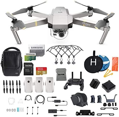 DJI Platinum Collapsible Quadcopter Additional product image