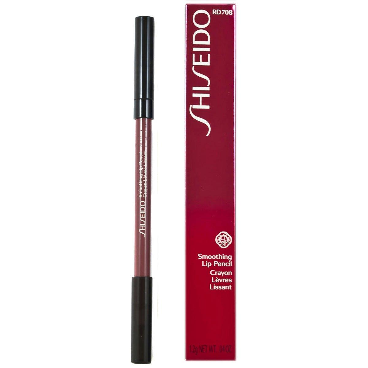 Shiseido Lippen femme/woman, Smoothing Lip Pencil Nummer RD708 Tangelo, 1er Pack (1 x 1 ml) 730852107335 36210