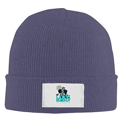 Amone Luke Kuechl Winter Knitting Wool Warm Hat (Adam Jensen Costume)