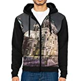 Church Outerwear Hoodies Men's Jackets Kanga Pocket X-Large
