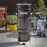 Barrel House Cooker 14D Wood & Charcoal Smoker with Hang-it & Forget-it Simplicity, Modular Versatility - Smoke, Grill, Sear, Bake, BBQ
