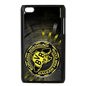 Ipod Touch 4 Phone Case Cover Dortmund,BVB ( by one free one ) D64473