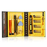 Floureon 38-piece Precision Screwdriver Set Repair Tool Kit for iPad, iPhone, PC, Watch
