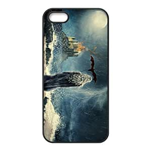 iPhone 5 5s Black Cell Phone Case Game of Thrones Logo Phone Cases Protective