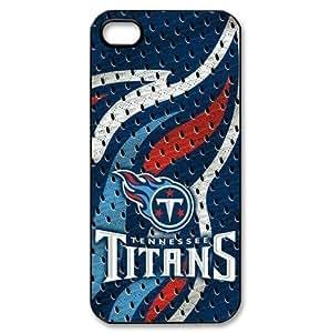 NFL Tennessee Titans iPhone 5 Case Titans logo designs by kobestar