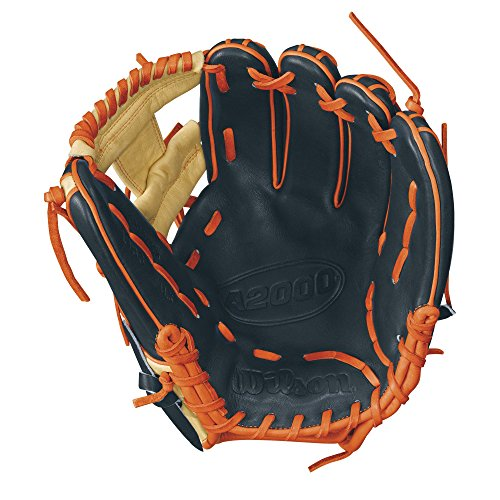 Amazon.com : Wilson A2000 Jose Altuve Game Model Infield Baseball ...
