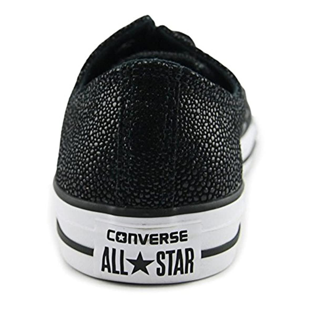 Converse Womens Chuck Taylor Stingray Metallic Ox Leather Trainers