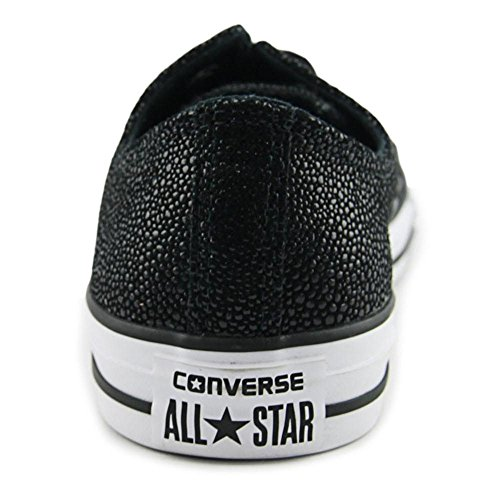 Chuck Womens Leather Taylor Converse Stingray Ox Metallic Trainers B51T1axnW