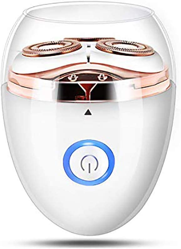 HAJZF Shaver, Armpit Private Parts Hair Removal Device, Painless Washable Intimate Safe and Smooth Electric Hair Removal Device