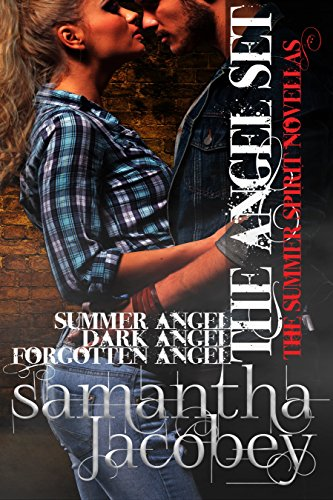 Book: The Angel Set - Summer Spirit Novellas 1 - 3 by Samantha Jacobey