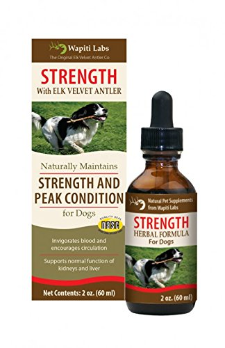 Wapita Labs Dog Strength Formula
