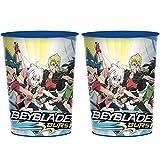 Beyblade Burst Reusable Keepsake Cups