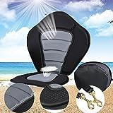Kayak Padded Seat with Detachable Storag