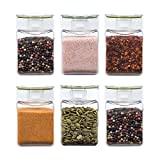 Takeya Freshlok by Airtight Dry Food Storage Spice Container Set 0.3Qt/300ml/1.3cups