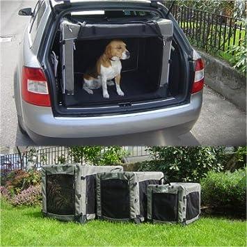 "PNP Crate Deluxe ""SMALL"" Trasportín Para Animales - Caseta Plegable Para Perros -"