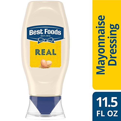 Best Foods Real Mayonnaise, Squeeze, 11.5 oz