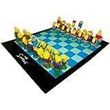 Jeu d'échecs - Les Simpson