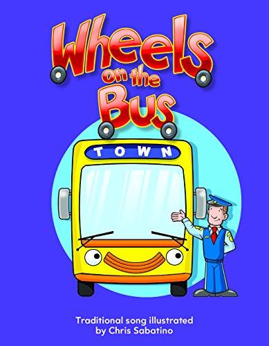 Teacher Bus (Wheels on the Bus Big Book (Teacher Created Materials Big Books))