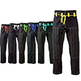 #7: ESTEK SPORTS Jiu Jitsu Pant Barzillian BJJ Kimono Gi Martial Arts Grappling 100% Cotton Pant