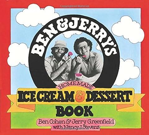 Ben & Jerry's Homemade Ice Cream & Dessert Book - South Beach Wine