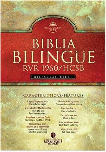 Descargar libros de texto de Google Bilingual Bible-PR-RV 1960/HCSB 1586402064 iBook