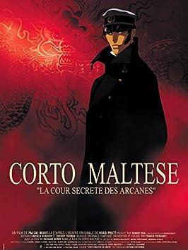 Corto Maltese - Cartel de cine original de pequeño formato ...