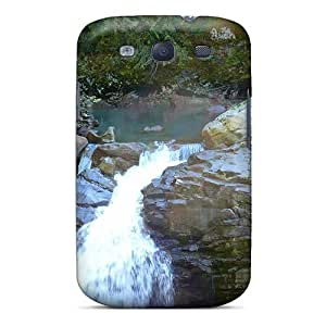 For Galaxy S3 Protector Case Top Of The Falls Phone Cover