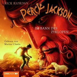 Im Bann des Zyklopen (Percy Jackson 2) Hörbuch