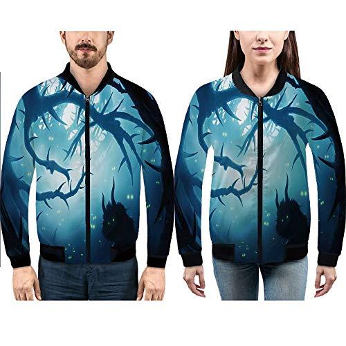 Weatherproof Personality Jacket Coat for Men Women