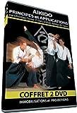 Aikido Principes et Applications par Christian Tissier Coffret 2 DVD