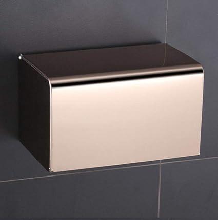 XP Caja Minimalista Moderna de Las Toallas de Papel del Cuarto de baño, Caja Resistente