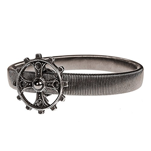 - Foundryman's Ring Cross Steampunk Shirt Sleeve Armband