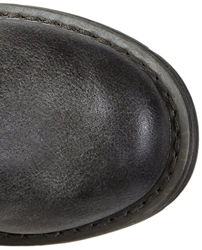 grey comb Fille Marco 46601 Bottes Dk Gris Tozzi A qfnpYnW1