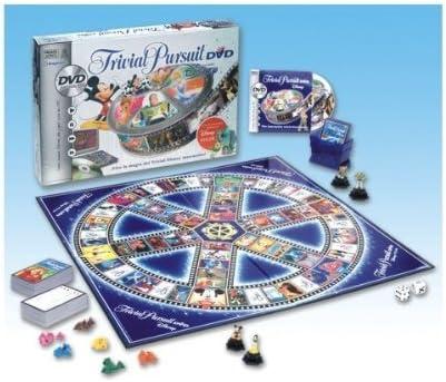 Hasbro Trivial Disney DVD: Amazon.es: Juguetes y juegos