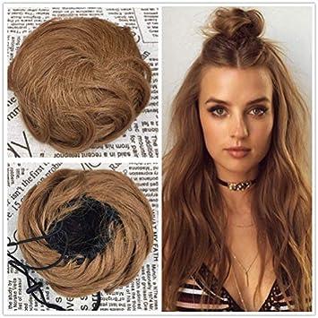 Amazon.com: HIKYUU - Extensiones de pelo para mujer, diseño ...